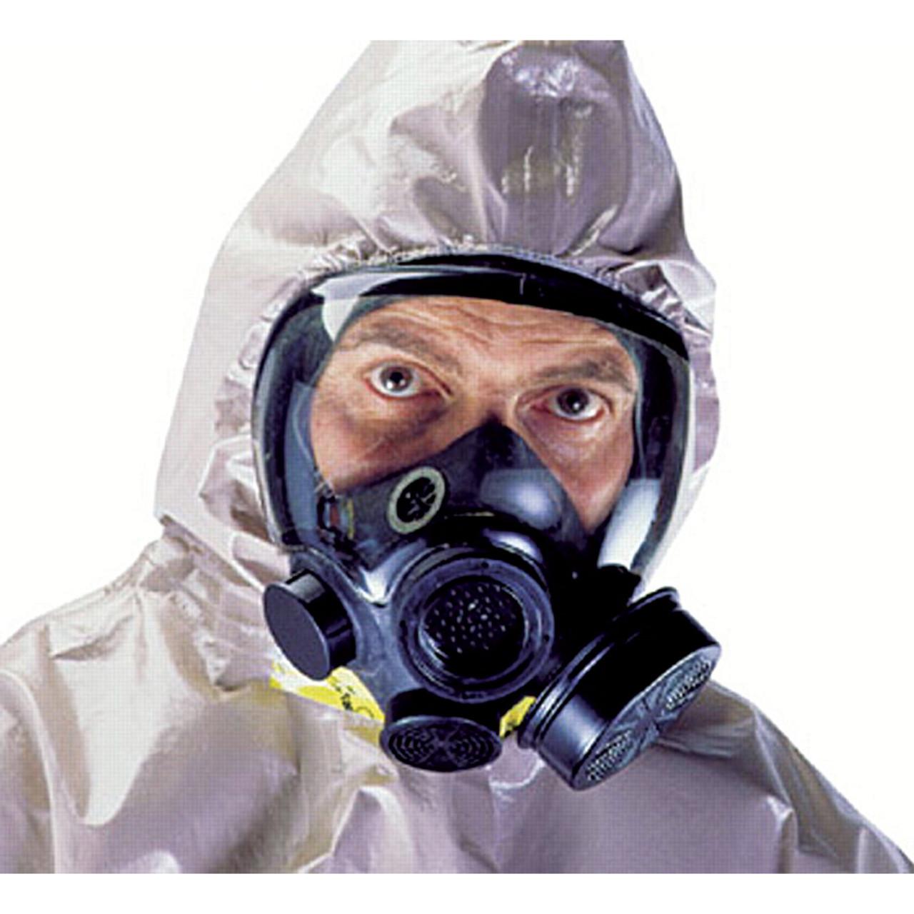 Riot Hycar Mask Advantage Control Msa Gas 1000