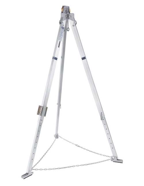 DBI SALA 8000000 Aluminum 7' Lightweight and Portable Tripod