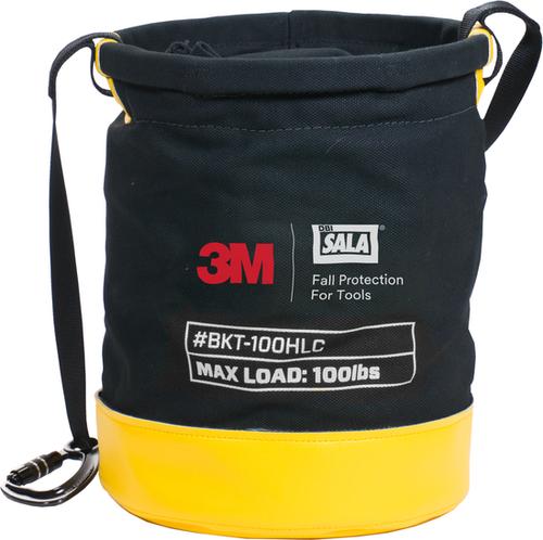 DBI SALA 1500133 Safe Bucket 100 lb. Load Rated Drawstring Canvas