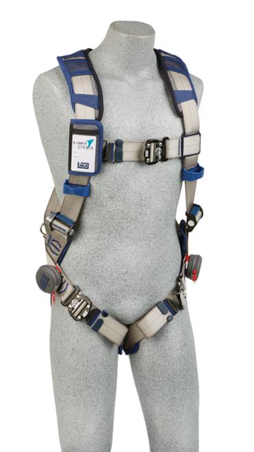 DBI SALA ExoFit Vest-Style Harness Duo-Lok Quick Connect Buckles