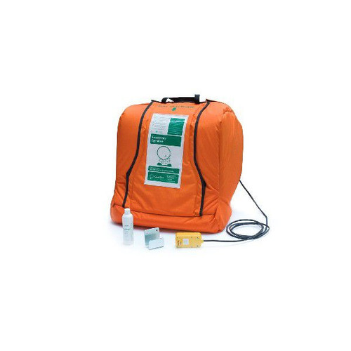 Guardian G1540HTR Operated Portable Eye Wash with Jacket (16 Gal.)