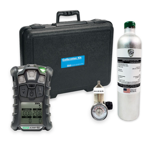 MSA Altair 4X Multigas Detector & Calibration Kit