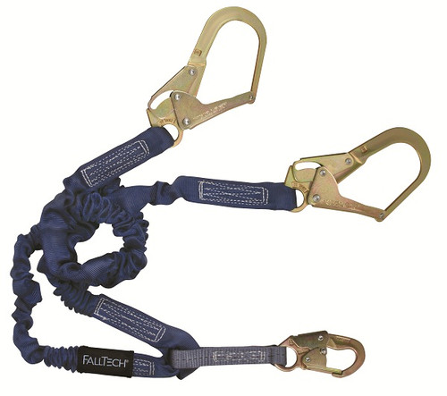 Falltech 4.5'- 6' with Tie-off with Snap Hook and Rebar Hooks
