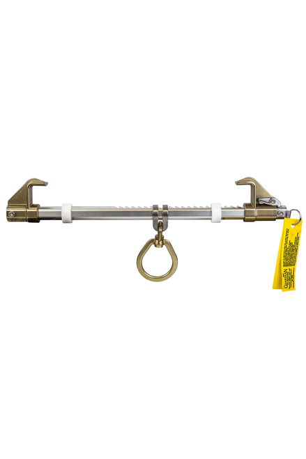 Guardian 00102 Beamer 2000+ I-Beam Anchor with swivel d-ring