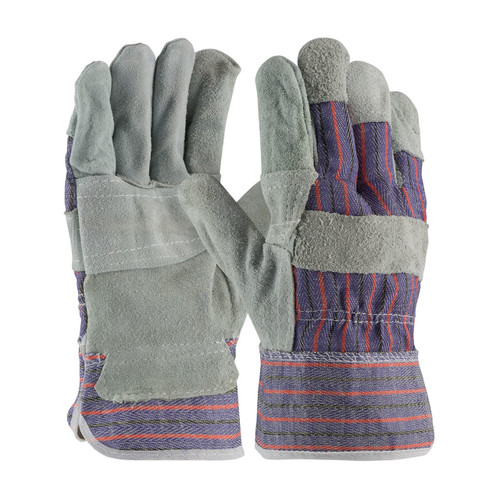 PIP 85-7500P Gloves Economical Split Cowhide