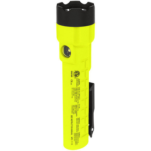 Bayco XPP-5422GMX Intrinsically Safe Dual-Light Flashlight 285 Lumens