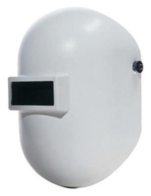 Honeywell White Pipeliner with Fiberglass 2X4 Shade 10 Rubber Headband