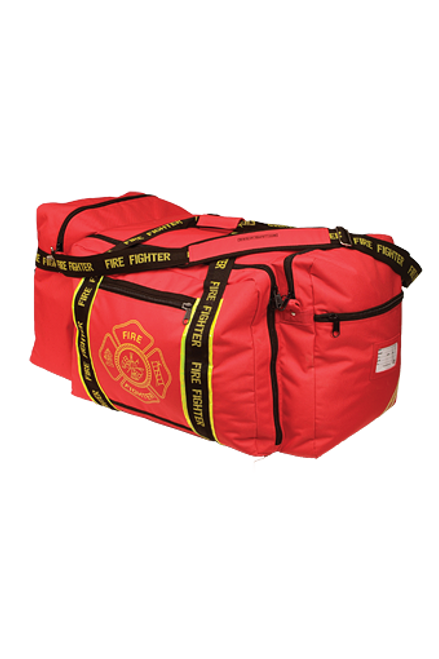 OccuNomix OK-3000 Large Red Firefighter Gear Bag