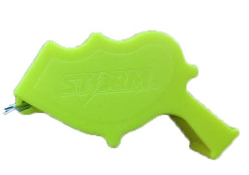 Storm Whistle 102 All-Weather Hi-Vis Lime Safety Whistle