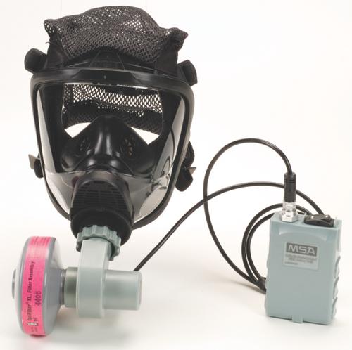 MSA 10095185 Advantage PAPR with Facepiece Medium Advantage Head Harness