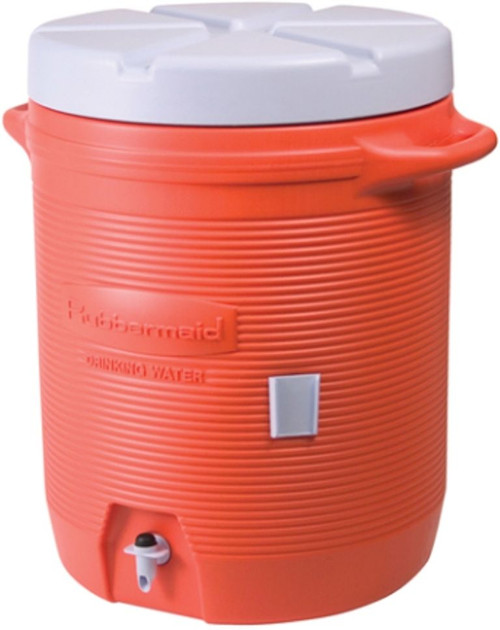 Rubbermaid 325-1610-01-11 Insulated Beverage Cooler (10 Gallon)