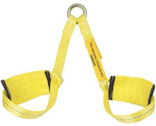 """DBI SALA 1001220 Rescue Wristlets 18""""L x 1""""W, 310 Cap Lbs"""