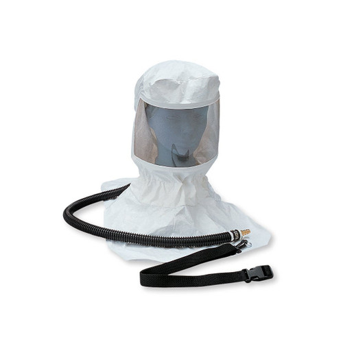 Allegro 9910 Tyvek Supplied Air Respirator Hood