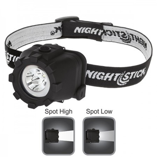 Bayco NSP-4605B Multi-Function Headlamp (Black)