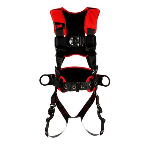 Protecta Comfort Construction Style Positioning Harness Black