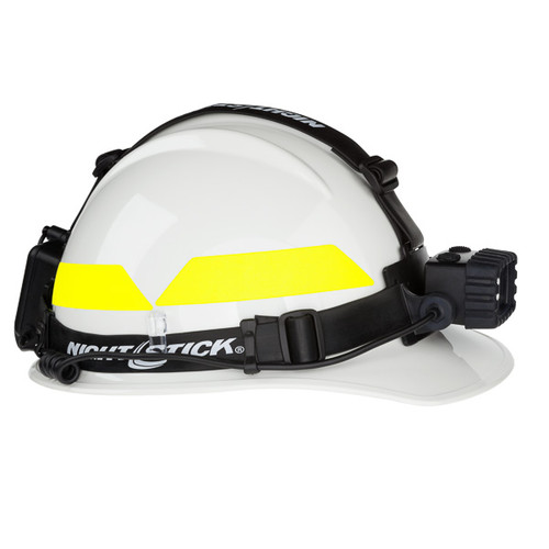 Nightstick NSP-4608BC Headlamp w//Hard Hat Clip /& Mount NSP-4608BC