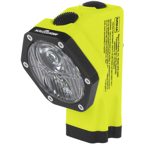 Nightstick XPR-5560G Intrinsically Safe Cap Lamp Rechargeable Black