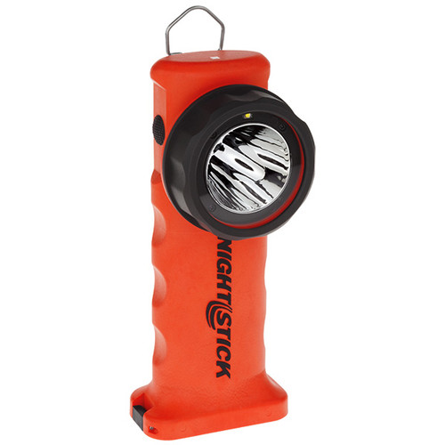 Nightstick XPP-5570RA Intrinsically Safe Dual-Light Right Angle - Red