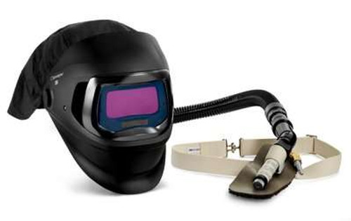 3M 26-5702-00SW Speedglas WeldingHelmets FreshAirIII System WithV-100