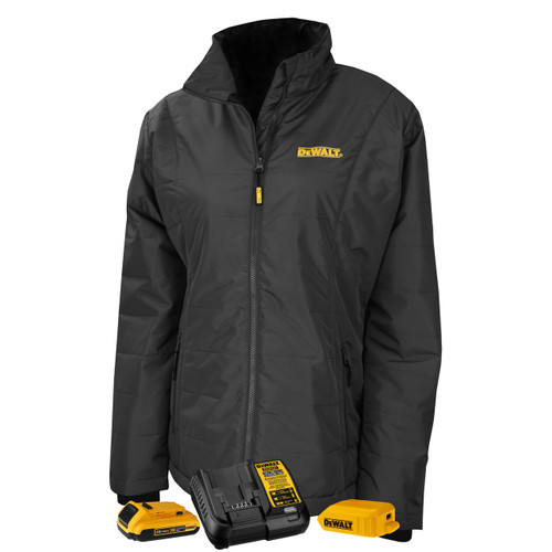 DeWalt DCHJ077D1 Heated Jacket Ladies Quilted Kit