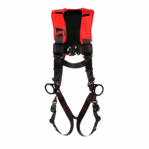 Protecta Comfort Vest-Style Positioning Harness with Quick Connectors