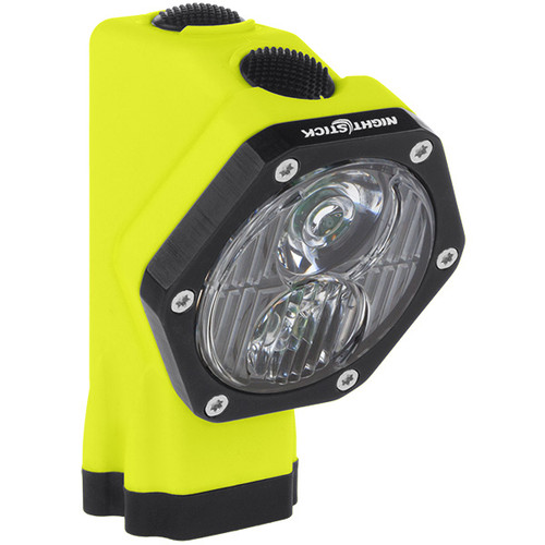 Nightstick XPR-5560GLB Intrinsically Safe Cap Lamp – Rechargeable
