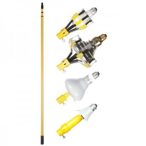Bayco LBC-600SDLB Piece Light Bulb Changing Kit