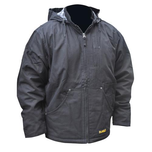 DEWALT DCHJ076ABB Heavy Duty Heated Work Jacket - Black