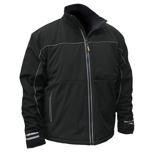 DeWalt DCHJ072B Lightweight Heated Soft Shell Work Jacket