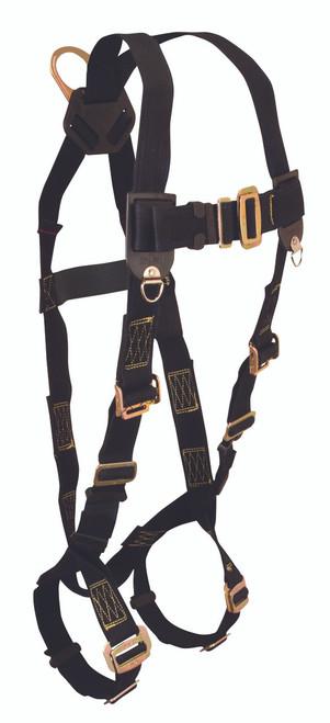 FallTech 7037 WeldTech Premium Grade Full Body Harness