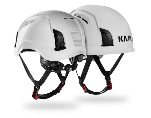 KASK WHE00042 Zenith Air Ventilated Helmet w/ Chinstraps 2.0 Adjustment