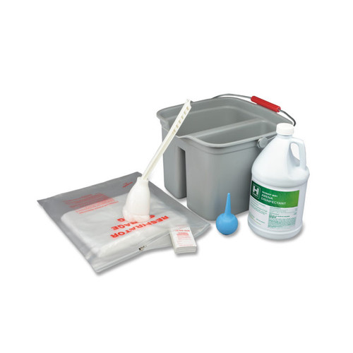 Allegro 4002 Liquid Soap Respirator Cleaning Kit