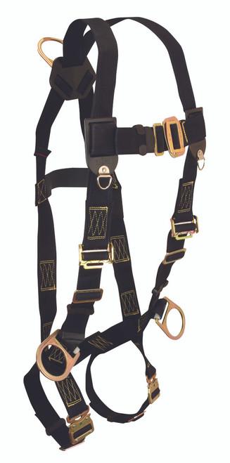 FallTech WeldTech Premium Grade Full Body Harness - 7039