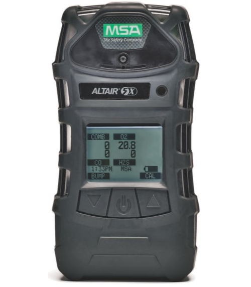 MSA 10116926 ALTAIR 5X Multigas Detector with 10' Sample Line and 1' Probe