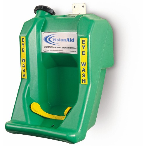 Radians 01106 Visionaid 6 Gallon Emergency Personal Eyewash Station