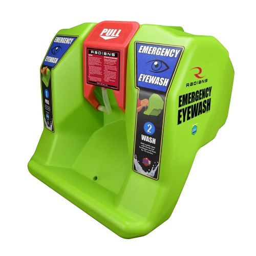 Radians REW01116 Visionaid 16 Gallon Emergency Eyewash Station