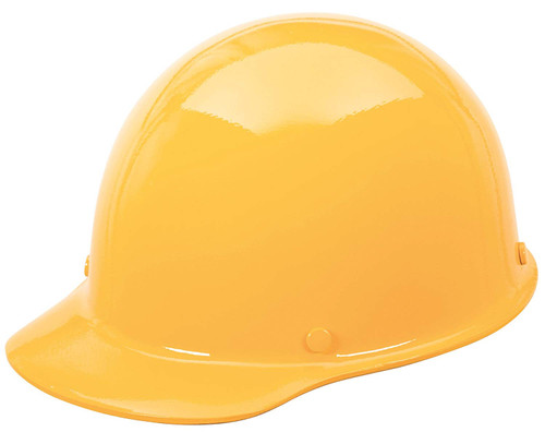 MSA 808046 Skullgard Protective Hard Hat with Ratchet Suspension