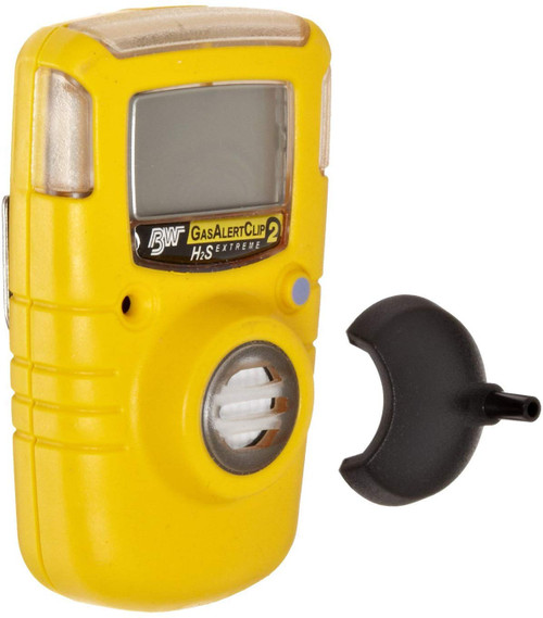 BW Technologies BWC2-H BW Clip Single Gas H2S Monitor 50 Pack