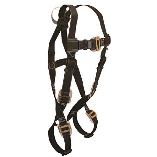 Falltech 7051 Full Body Harness Arc Flash Nylon and Non-Belted