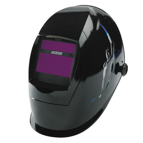 Jackson Safety 37187 WH40 Auto-Darkening Welding Helmet Torch Dancer