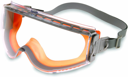 Uvex S39630C Stealth Safety Goggles with Uvextreme Anti-Fog Coating