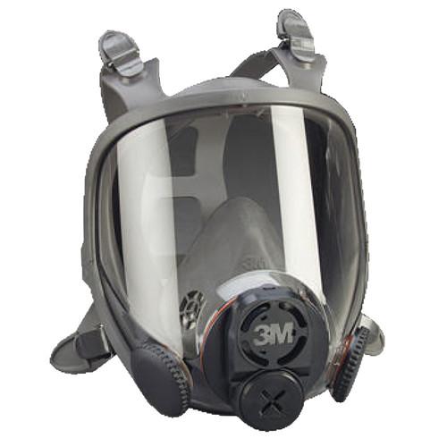 3M 6900DIN Lightweight Reusable Full Facepiece Respirator (Large)