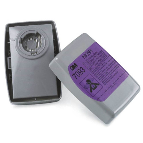 3M 7093 Particulate Filter P100 (12 Units)