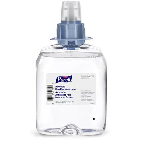 Purell 5192-04 Advanced Hand Sanitizer Foam 1200 mL (4 Ea/Case)