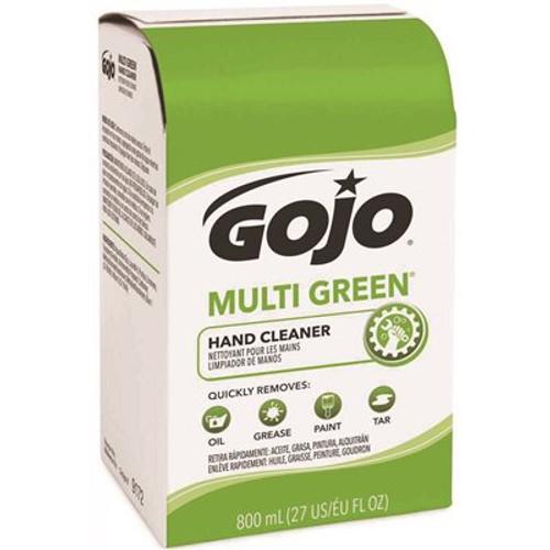 Gojo 9172-12 Multi Green Hand Cleaner 800 mL (Each)