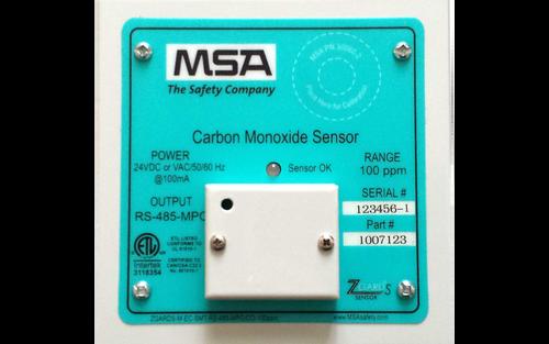 MSA Z-Gard S MPO Single Gas Sensor