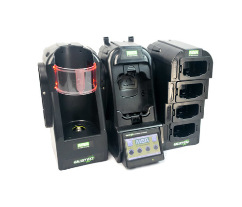 MSA GX2 Altair 4X and 4XR Automated Gas Meter Test System