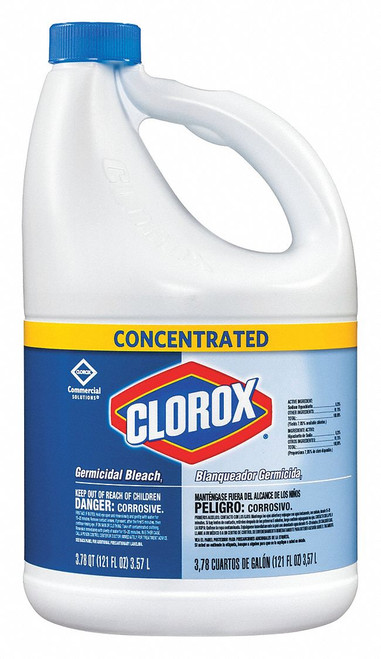 Clorox 30966 Germicidal Bleach Concentrated (121 oz)
