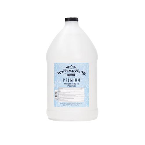 WHITMEYER'S Premium Hand Sanitizing Gel Grade 70% Isopropyl Alcohol