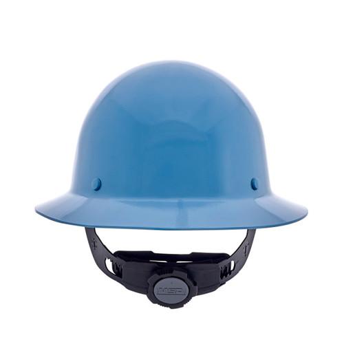 MSA 10145798 Blue SkullGard w/ Ratchet Suspension